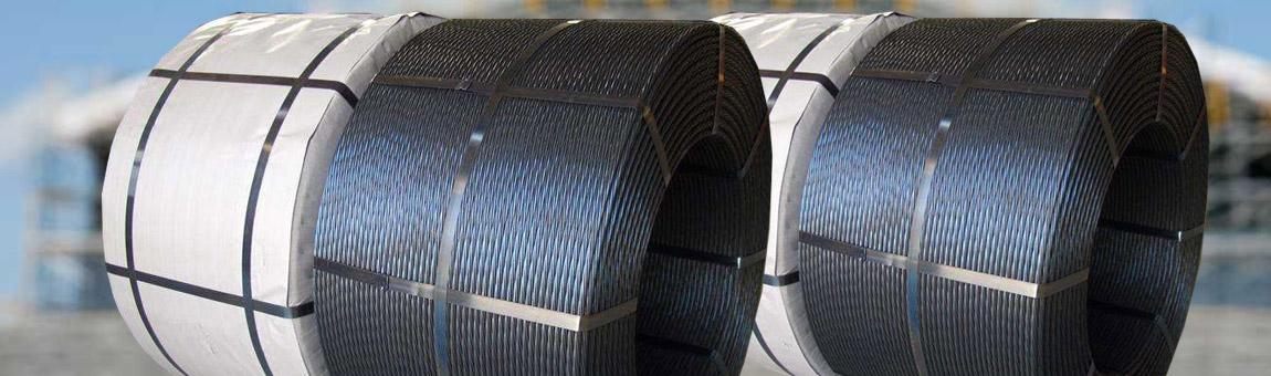 Cable De Acero Para Pretensado - Tubos Micropilotes - Accesorios, corona, bits de perforación