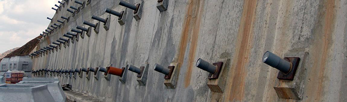 Barra de Roscado Continuo - Anclajes - Accesorios de Perforación